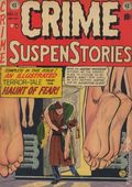 Crime Suspenstories (1950-55 E.C. Comics) 11