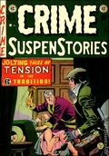 Crime Suspenstories (1950-55 E.C. Comics) 14