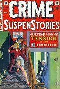 Crime Suspenstories (1950-55 E.C. Comics) 18
