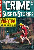 Crime Suspenstories (1950-55 E.C. Comics) 21