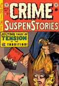 Crime Suspenstories (1950-55 E.C. Comics) 22