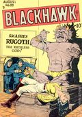 Blackhawk (1944 1st Series) 20