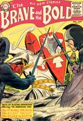 Brave and the Bold (1955 1st Series DC) 3