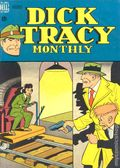 Dick Tracy Monthly (1948-1961 Dell/Harvey) 8