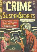 Crime Suspenstories (1950-55 E.C. Comics) 1