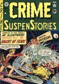 Crime Suspenstories (1950-55 E.C. Comics) 4