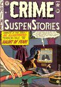 Crime Suspenstories (1950-55 E.C. Comics) 7