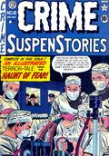 Crime Suspenstories (1950-55 E.C. Comics) 10