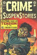 Crime Suspenstories (1950-55 E.C. Comics) 16