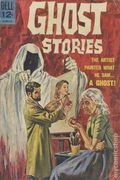 Ghost Stories (1962-1973 Dell) 4
