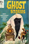 Ghost Stories (1962-1973 Dell) 28