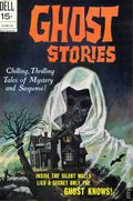 Ghost Stories (1962-1973 Dell) 30