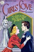Girls' Love Stories (1949) 12