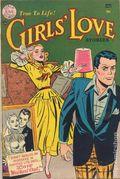 Girls' Love Stories (1949) 17
