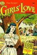 Girls' Love Stories (1949) 23