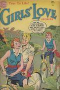Girls' Love Stories (1949) 26