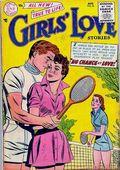 Girls' Love Stories (1949) 36