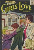 Girls' Love Stories (1949) 45