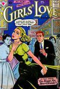 Girls' Love Stories (1949) 50