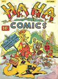 Ha Ha Comics (1943) 1