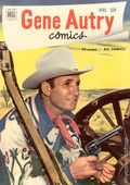 Gene Autry Comics (1946-1959 Dell) 50