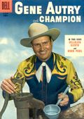 Gene Autry Comics (1946-1959 Dell) 104