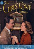 Girls' Love Stories (1949) 5