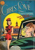 Girls' Love Stories (1949) 14