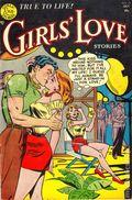 Girls' Love Stories (1949) 19