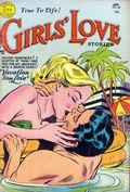 Girls' Love Stories (1949) 22
