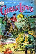 Girls' Love Stories (1949) 25