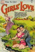 Girls' Love Stories (1949) 30