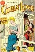Girls' Love Stories (1949) 32