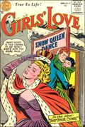 Girls' Love Stories (1949) 34