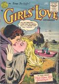 Girls' Love Stories (1949) 35