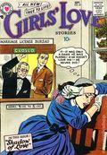 Girls' Love Stories (1949) 49