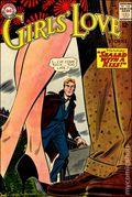 Girls' Love Stories (1949) 92