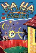 Ha Ha Comics (1943) 27