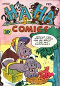 Ha Ha Comics (1943) 50