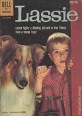 Lassie (1950-1962 Dell) 48A