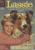 Lassie (1950-1962 Dell) 50