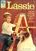 Lassie (1950-1962 Dell) 58