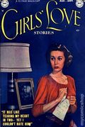 Girls' Love Stories (1949) 1
