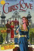 Girls' Love Stories (1949) 10