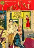 Girls' Love Stories (1949) 13