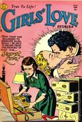 Girls' Love Stories (1949) 16