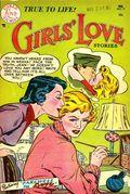 Girls' Love Stories (1949) 21