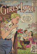 Girls' Love Stories (1949) 41