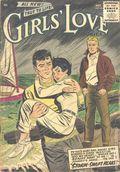 Girls' Love Stories (1949) 43