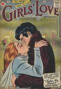 Girls' Love Stories (1949) 52